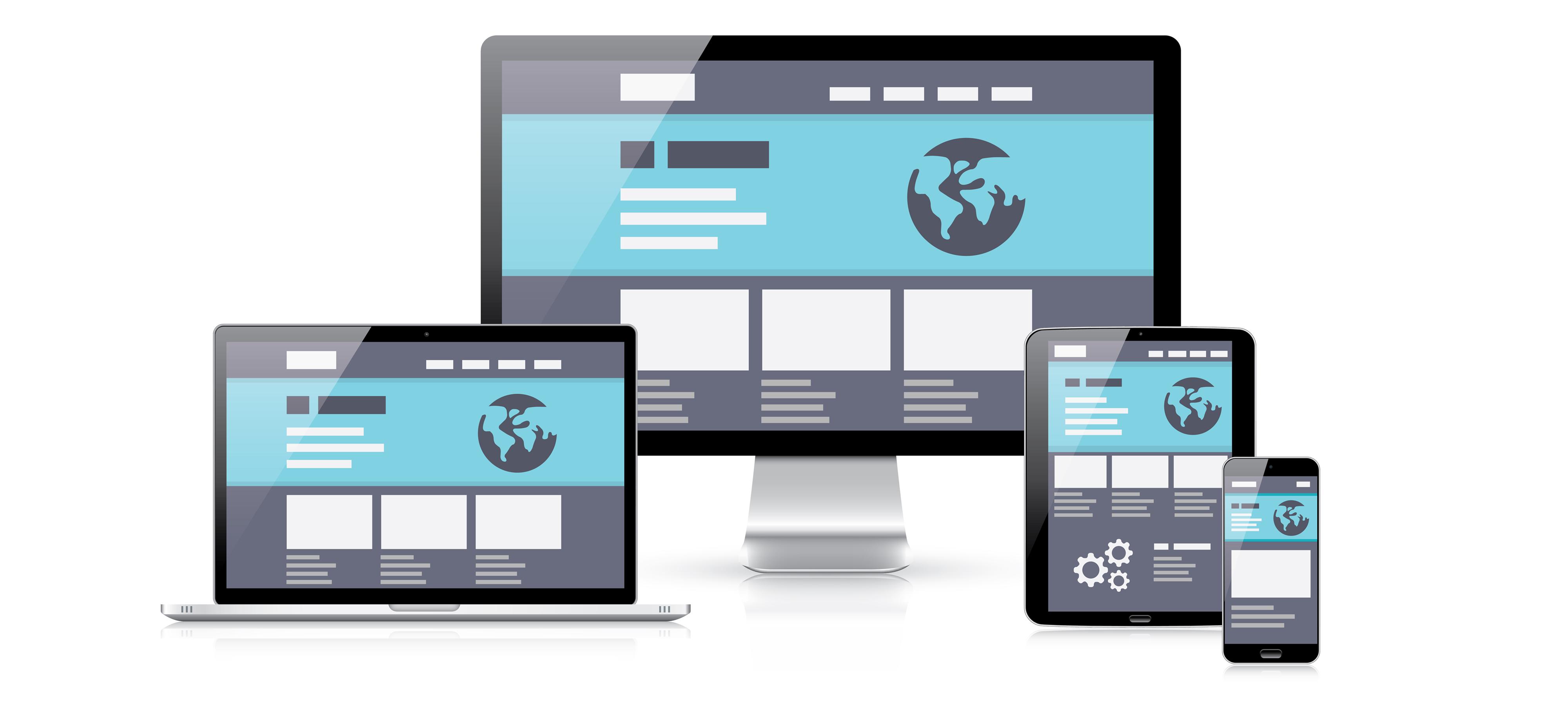 páginas web en tu negocio