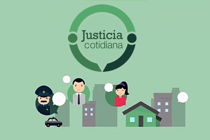 Aplicación para PYME: Justicia Cotidiana