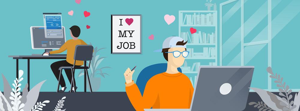 De quiero un trabajo fijo, a quiero un empleado fiel