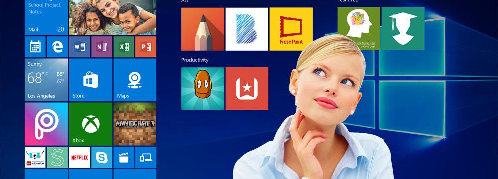 Qué considerar antes de actualizar nuestro viejo PC a Windows 10